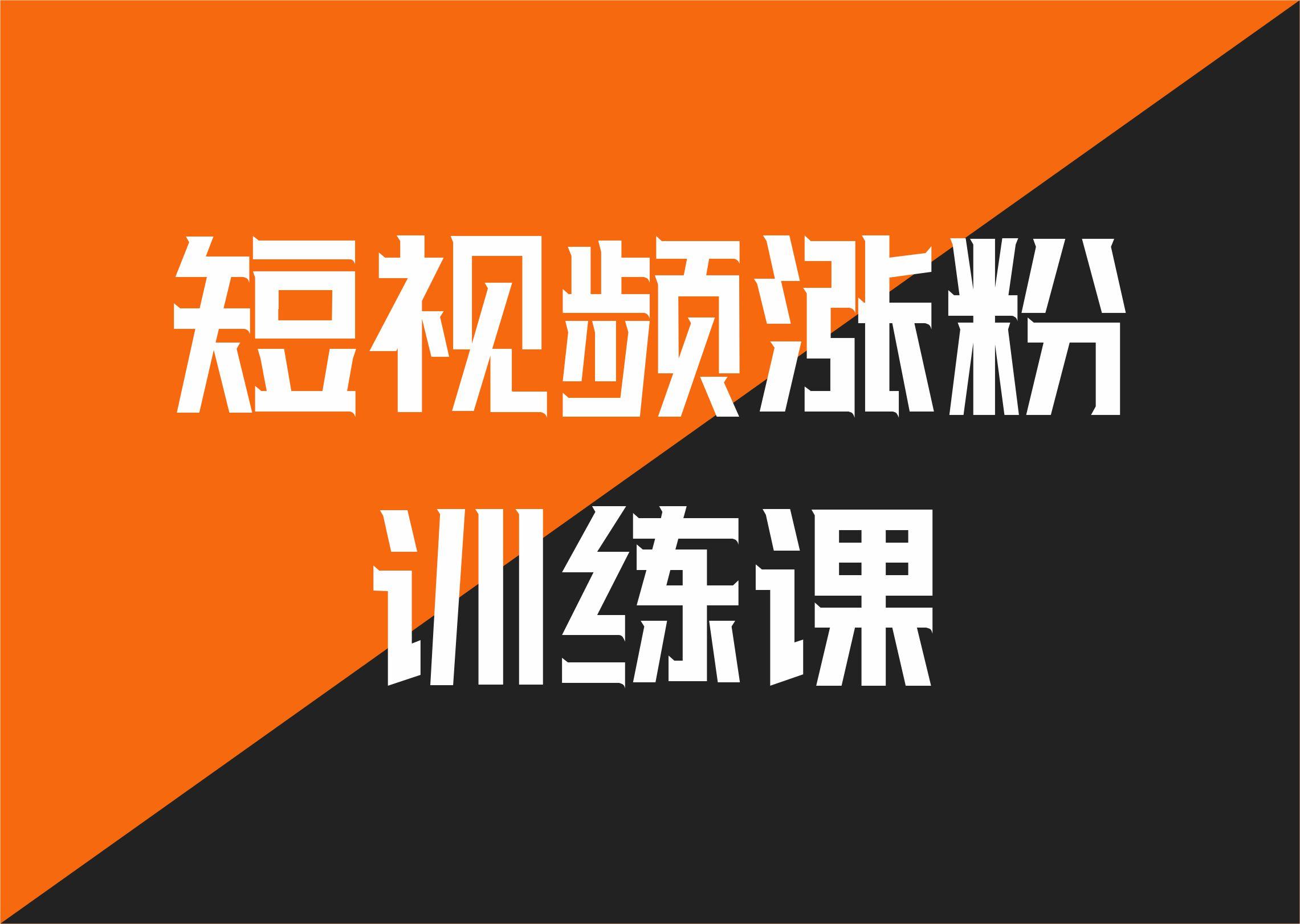 村西边老王·抖音短视频涨粉营销训练营,价值999元